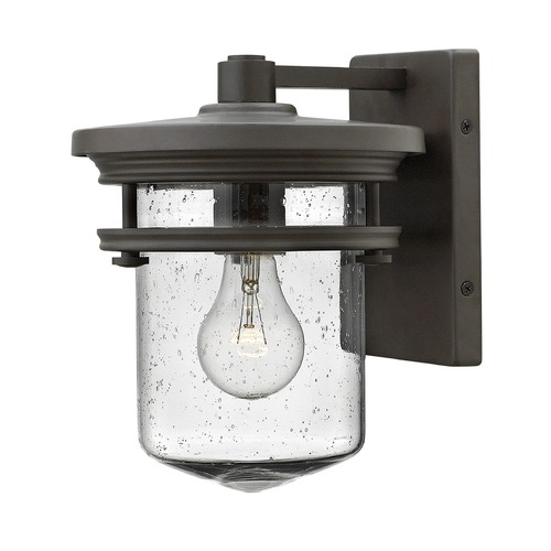 Hinkley Lighting Hinkley Lighting Hadley Buckeye Bronze Outdoor Wall Light 1620KZ