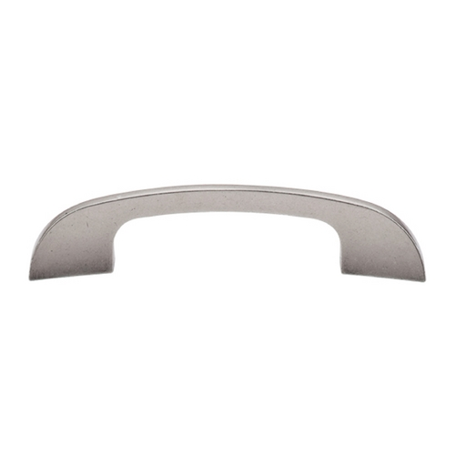 Top Knobs Hardware Modern Cabinet Pull in Pewter Antique Finish TK41PTA