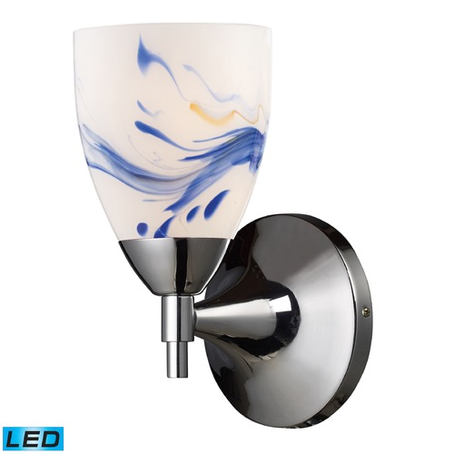 Elk Lighting Elk Lighting Celina Polished Chrome LED Sconce 10150/1PC-MT-LED