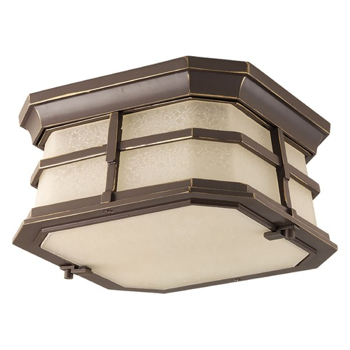 Progress Lighting Progress Lighting Derby LED Antique Bronze LED Close To Ceiling Light P6017-2030K9