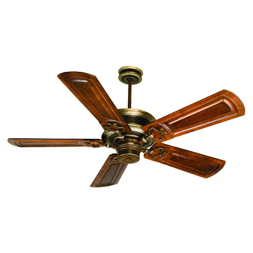 Craftmade Lighting Craftmade Lighting Woodward Dark Coffee/vintage Madera Ceiling Fan Without Light K10783
