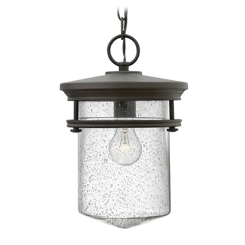 Hinkley Lighting Hinkley Lighting Hadley Buckeye Bronze Outdoor Hanging Light 1622KZ