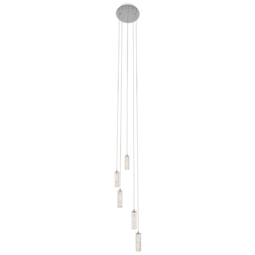 Elan Lighting Elan Lighting Neruda Chrome LED Pendant Light 83423