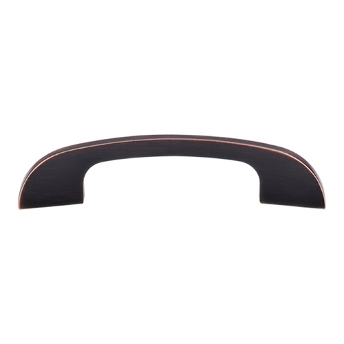 Top Knobs Hardware Modern Cabinet Pull in Tuscan Bronze Finish TK41TB