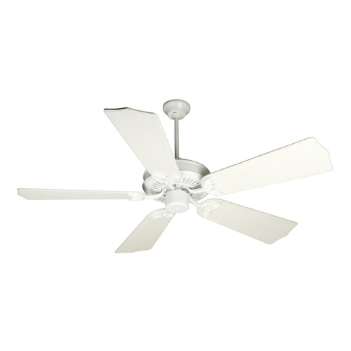 Craftmade Lighting Craftmade Lighting Cxl White Ceiling Fan Without Light K10680
