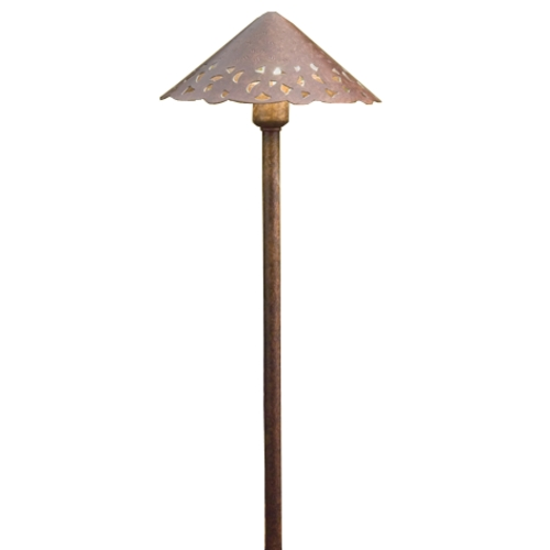 Kichler Lighting Kichler LED Path Light in Textured Tannery Bronze Finish 15871TZT