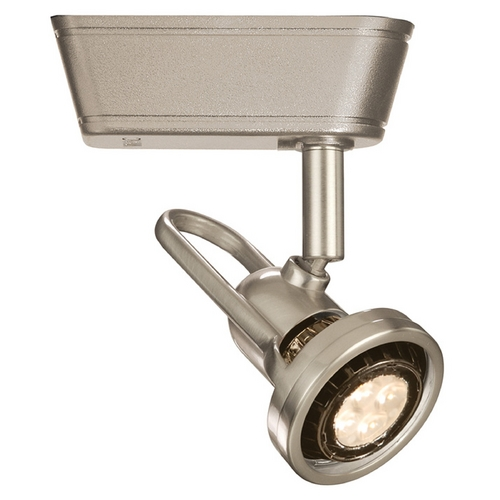 WAC Lighting WAC Lighting Brushed Nickel LED Track Light J-Track 3000K 360LM JHT-826LED-BN