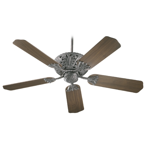 Quorum Lighting Quorum Lighting Windsor Toasted Sienna Ceiling Fan Without Light 85525-44
