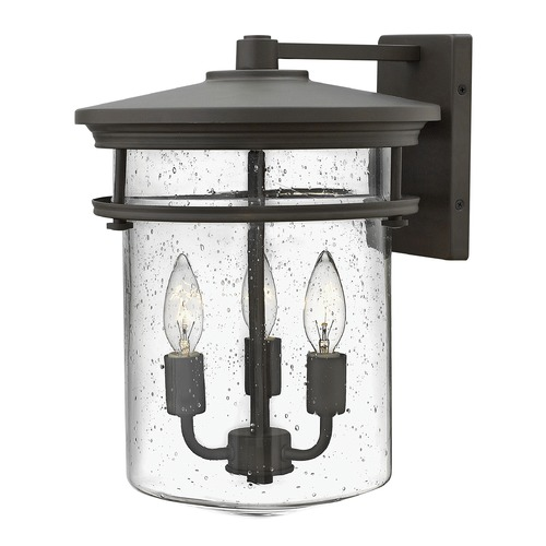 Hinkley Hinkley Hadley Buckeye Bronze Outdoor Wall Light 1625KZ