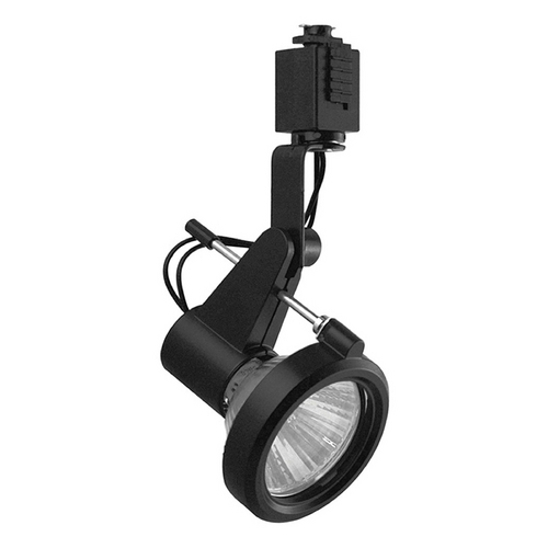 Juno Lighting Group Juno Lighting Group Black Track Light Head TL116 BL