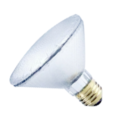 Satco Lighting 39-Watt PAR30 Halogen Narrow Flood Light Bulb Y16118