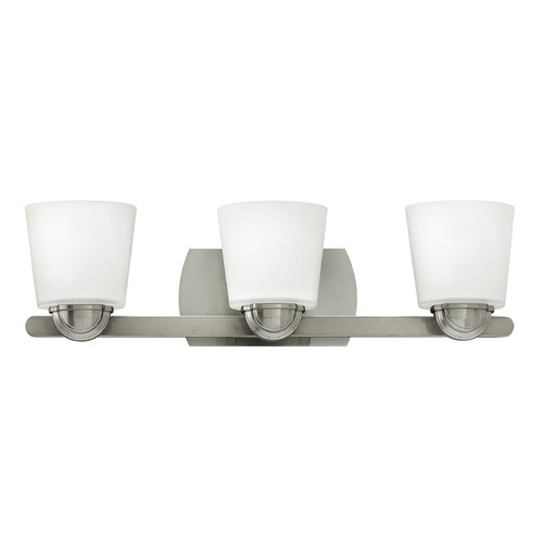 Hinkley Lighting Hinkley Lighting Kylie Brushed Nickel Bathroom Light 55213BN