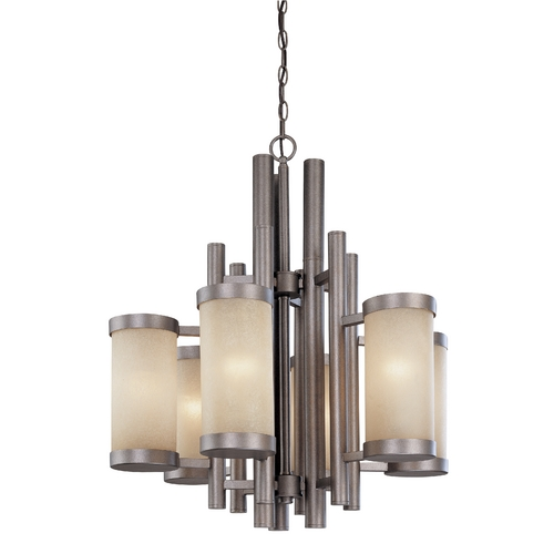 Dolan Designs Lighting Six-Light Chandelier 2620-66