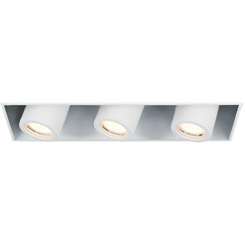 WAC Lighting Wac Lighting Silo Multiples White / White LED Recessed Kit MT-4315L-940-WTWT