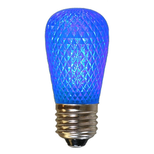 American Lighting American Lighting Blue Color S14 LED Light Bulb - 10-Watt Equivalent S14-LED-BL