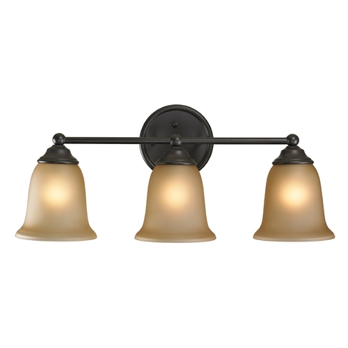 Cornerstone Lighting Cornerstone Lighting Sudbury Oil Rubbed Bronze Bathroom Light 5603BB/10