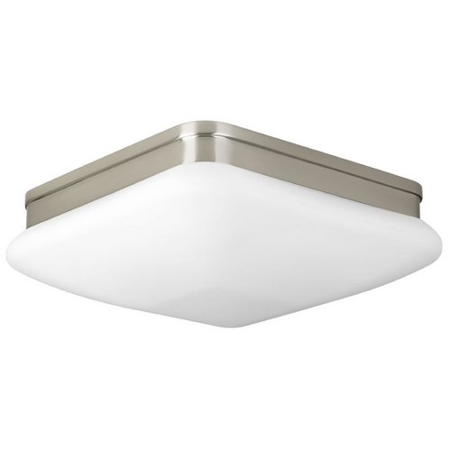 Progress Lighting Progress Lighting Appeal Brushed Nickel Flushmount Light P3511-09