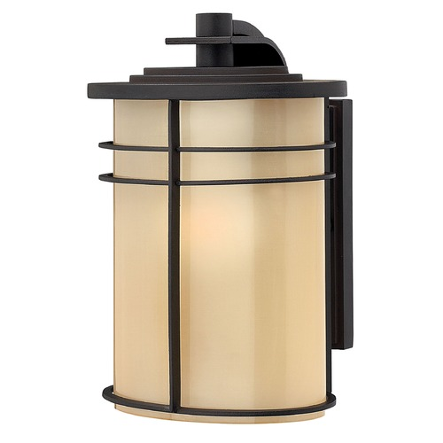 Hinkley Lighting Hinkley Lighting Ledgewood Museum Bronze LED Outdoor Wall Light 1120MR-LED