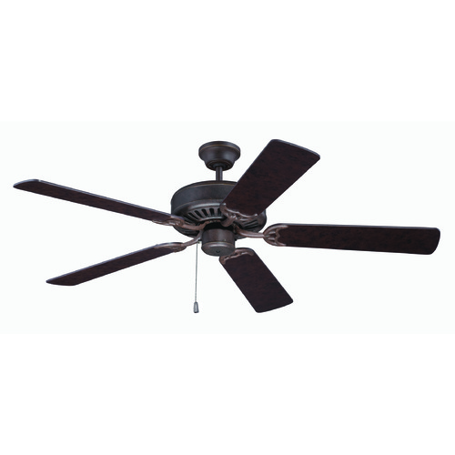 Craftmade Lighting Craftmade Pro Builder Aged Bronze Textured Ceiling Fan Without Light K10435