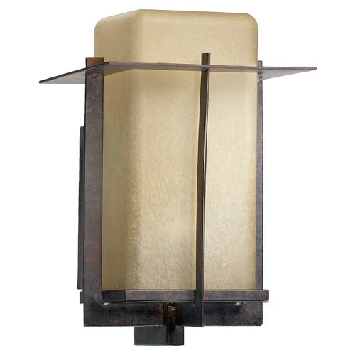 Quorum Lighting Quorum Lighting Mckee Toasted Sienna Outdoor Wall Light 7922-9-44