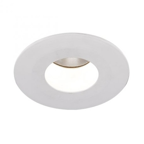 WAC Lighting WAC Lighting Round White 2-Inch LED Recessed Trim 3000K 700LM 27 Degree HR2LEDT109PN930WT