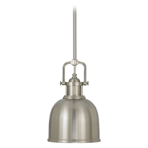 Feiss Lighting Mini-Pendant Light P1145BS