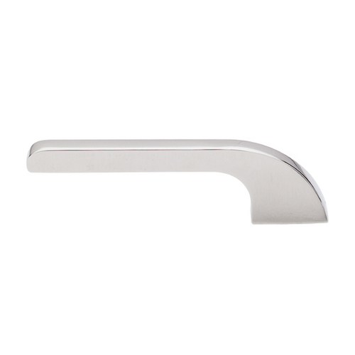 Top Knobs Hardware Modern Cabinet Pull in Polished Nickel Finish TK42PN