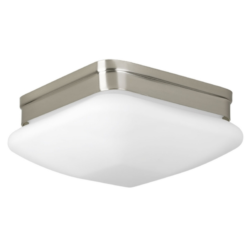 Progress Lighting Progress Lighting Appeal Brushed Nickel Flushmount Light P3549-09