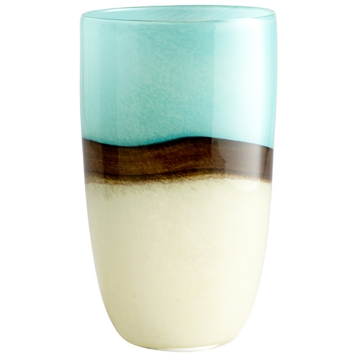 Cyan Design Cyan Design Turquoise Earth Blue Vase 05874