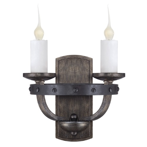 Savoy House Savoy House Reclaimed Wood Sconce 9-9535-2-196