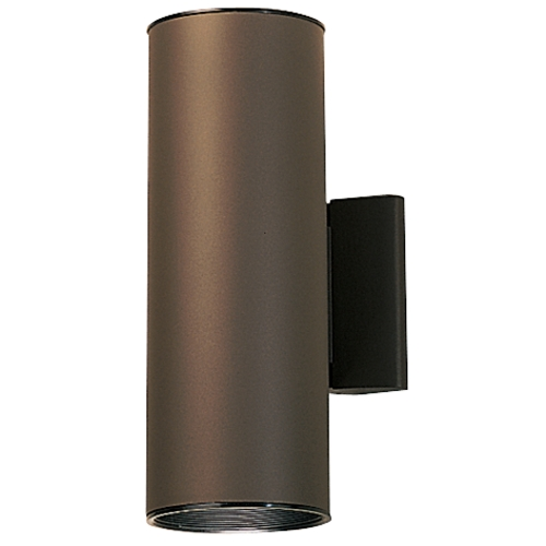 Kichler Lighting Kichler Cylindrical Two-Light up / Down Wall Wash 9244AZ