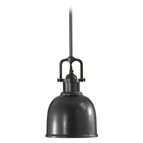 Feiss Lighting Mini-Pendant Light P1145DBZ