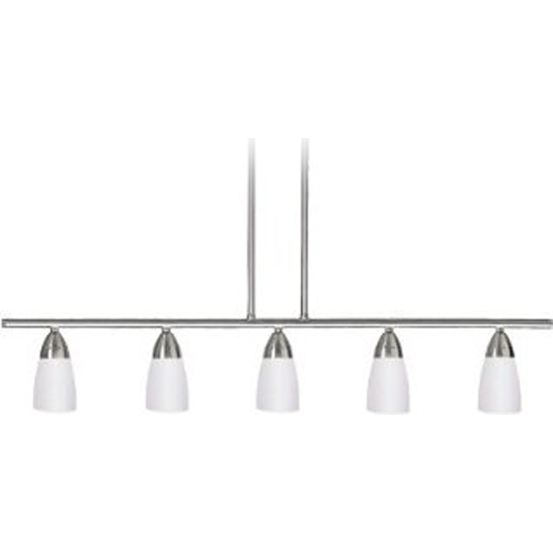 Lite Source Lighting Lite Source Lighting Firenze Pendant Light with Conical Shade LS-17045FRO