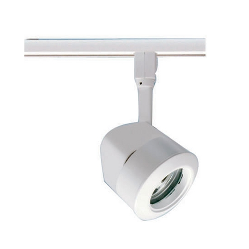 Juno Lighting Group Modern Track Light Head in White Finish TL140 WH