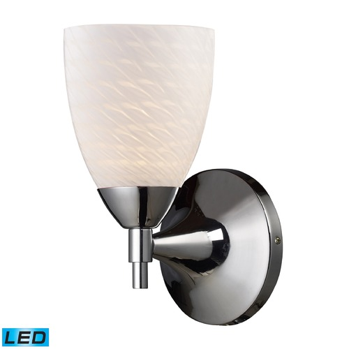 Elk Lighting Elk Lighting Celina Polished Chrome LED Sconce 10150/1PC-WS-LED