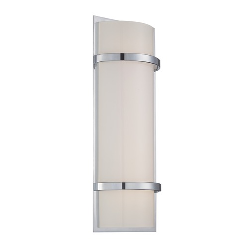 WAC Lighting Vie LED Wall Sconce WS-6620-CH