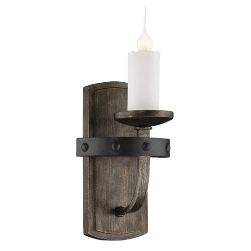 Savoy House Savoy House Reclaimed Wood Sconce 9-9543-1-196