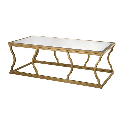 Dimond Lighting Metal Cloud Coffee Table 114-114