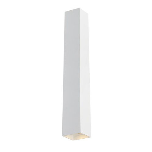 Tech Lighting White LED Semi-Flush Ceiling Light by Tech Lighting 700FMEXO3630WW-LED935