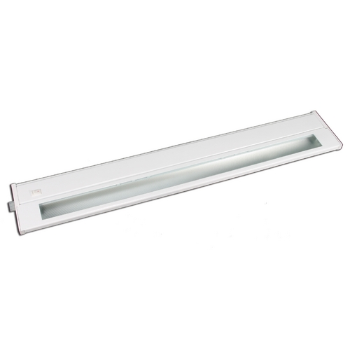 American Lighting 14-Inch Xenon Under Cabinet Light 043X-2-WH