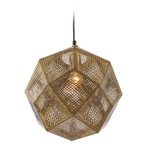 Avenue Lighting Avenue Lighting La Brea Ave. Pendant Light HF8000-GLD