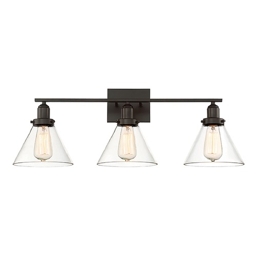 Savoy House Savoy House Lighting Drake English Bronze Bathroom Light 8-9130-3-13