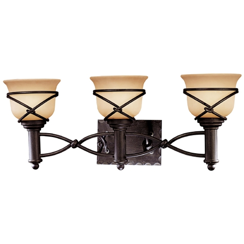 The bathroom lighting fixtures deals for minka lavery 5973 aspen ii bath fixture bathroom for Minka bathroom light fixtures