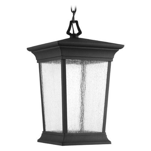 Progress Lighting Progress Lighting Arrive Black LED Outdoor Hanging Light P6527-3130K9