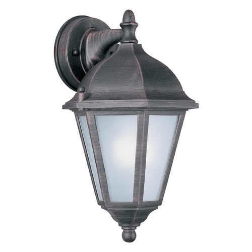 Maxim Lighting Maxim Lighting Westlake LED Rust Patina LED Outdoor Wall Light 55100RP