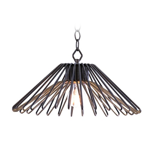 Kalco Lighting Kalco Metro Ii Bronze Gold Pendant Light 502351BZG