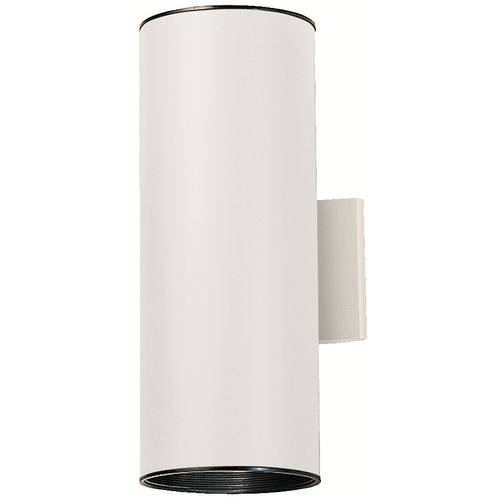 Kichler Lighting Kichler Modern Two-Light up / Down Wall Wash in White Finish 9246WH