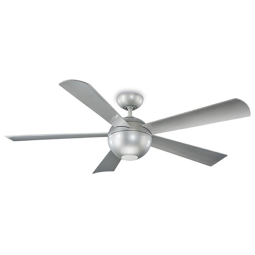 Modern Forms by WAC Lighting Modern Forms Automotive Silver 62-Inch LED Smart Ceiling Fan 1110LM 3000K FR-W1816-62L-AS