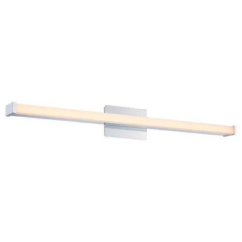 Quoizel Lighting Quoizel Platinum Collection Promenade Polished Chrome LED Bathroom Light PCPE8536C