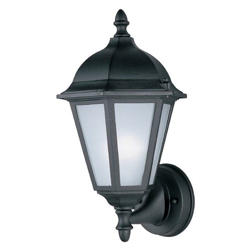 Maxim Lighting Maxim Lighting Westlake LED Black LED Outdoor Wall Light 55102BK